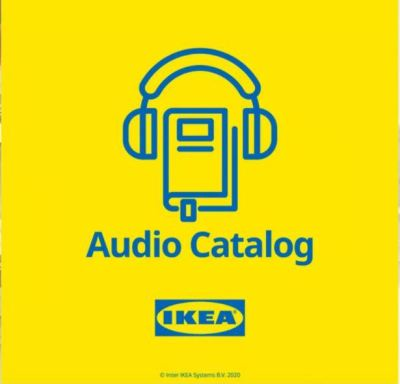IKEA Podcast Audio Catalog - 1,000 Products 130 Hours of Studio Time