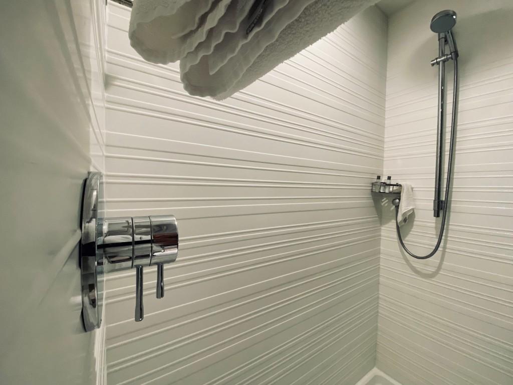 AC Hotel Shower in Des Moines