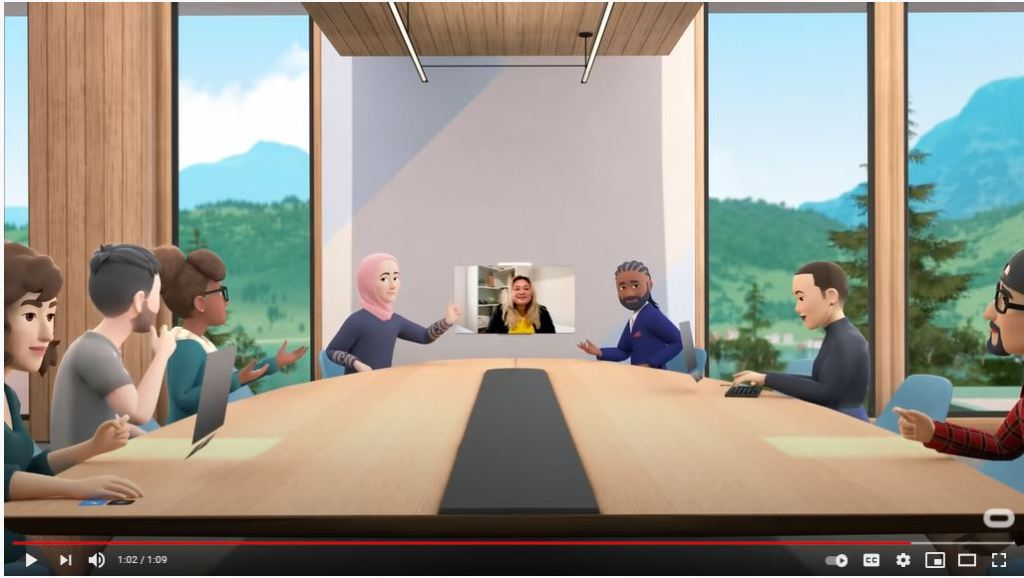 Meeting With Live Video
