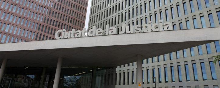 Resultado de imagen de Juzgados primera instancia barcelona