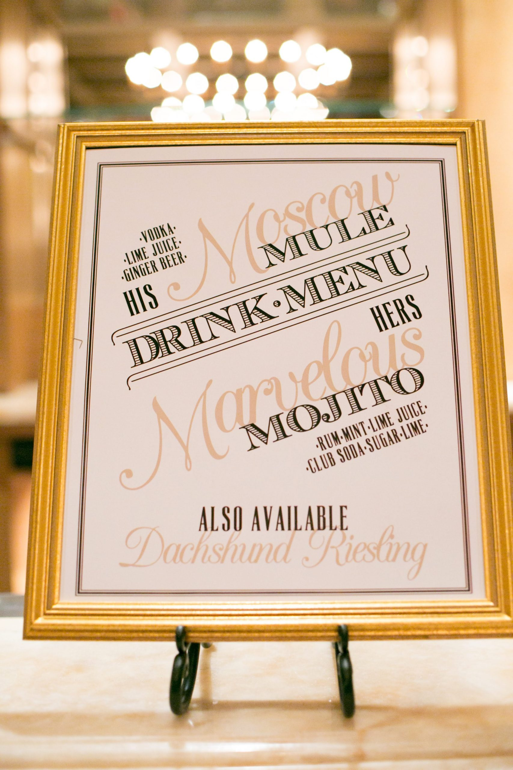 Southern California Wedding Invitations and Day of Stationery