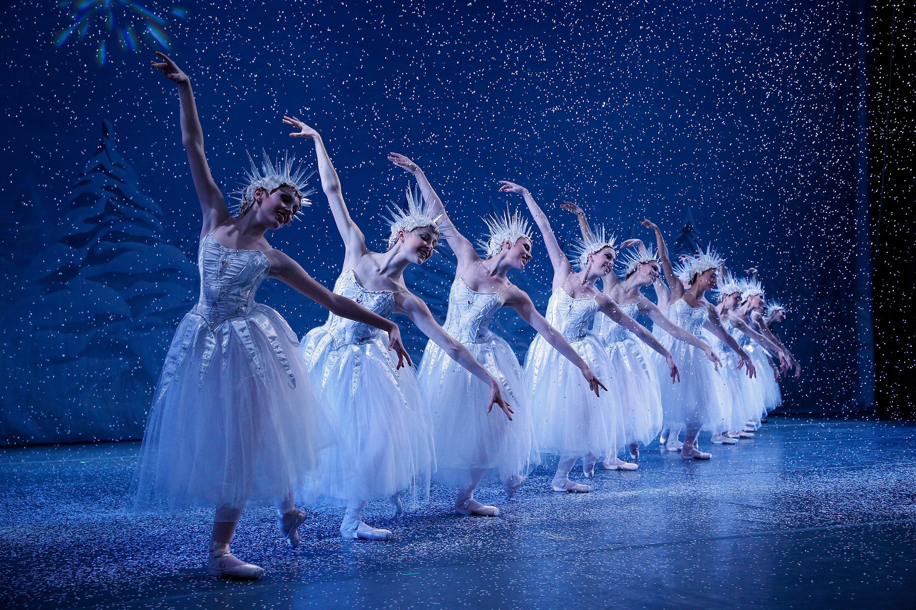 SNOW SONG: Los Angeles Ballet's The Nutcracker - Ampersand