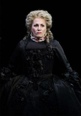 Maria Racette plays the mournful Marie Antoinette, now called Antonia. | Craig Mathew/LA Opera
