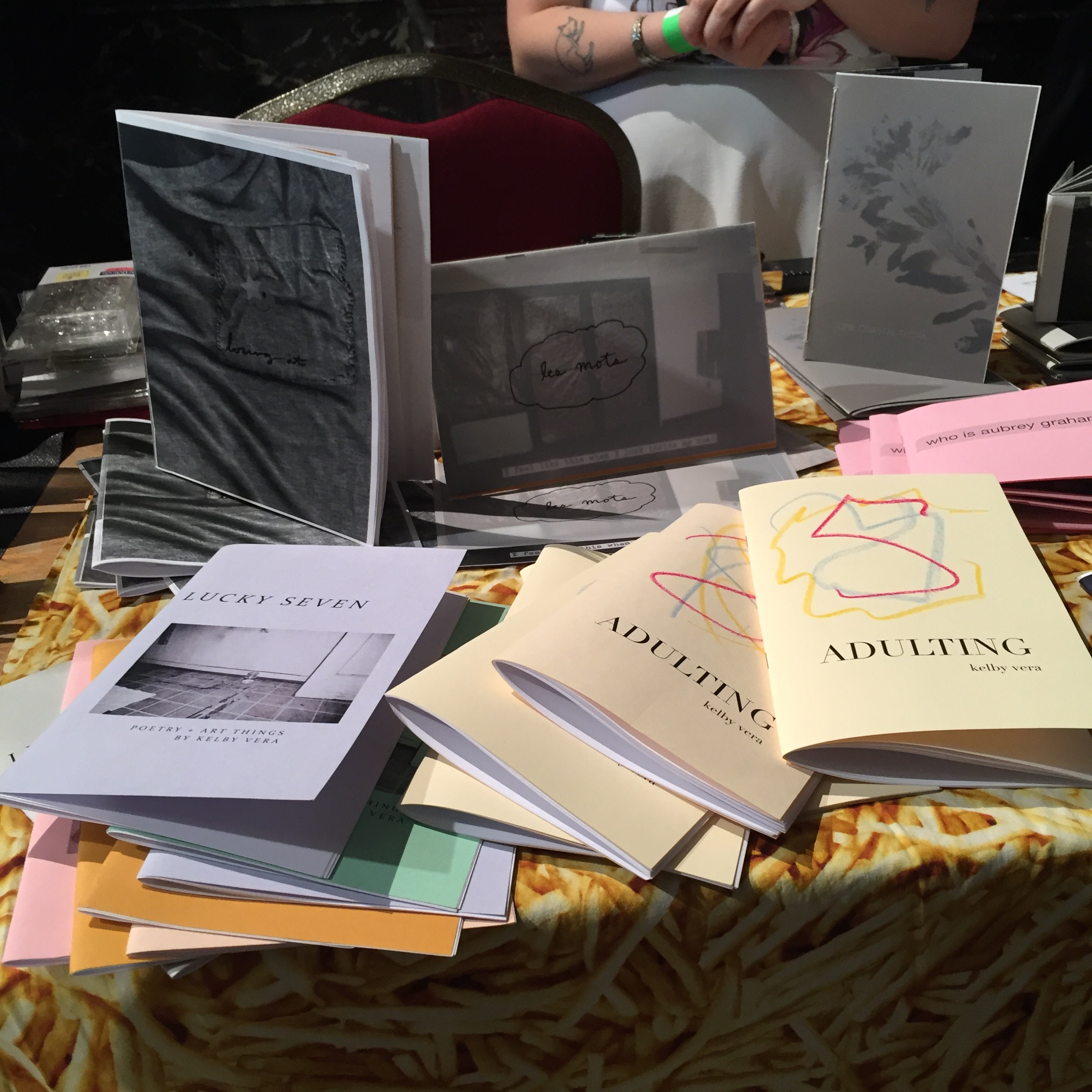 fb21c2e748 Little Xeroxed Books  A Life in Zines - Ampersand