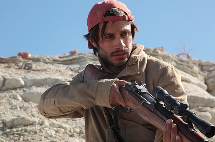 Gael Garcia Bernal in Desierto