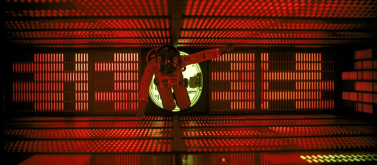 2001: A Space Odyssey (Warner Bros. Pictures)