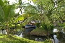 Coconut Lagoon Kerala India