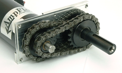 AmpFlow Gearmotors
