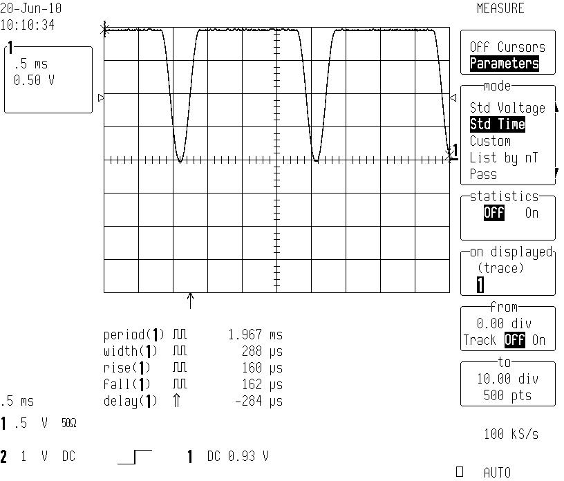 8112A Pulse Generator