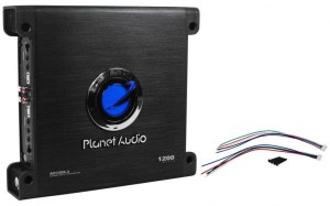 Planet Audio AC1200.4 Anarchy 1200W 4-Channel – Class A/B Amplifier