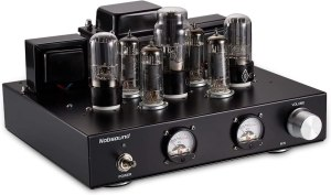 Nobsound 6P1 Vacuum Tube Power Stereo Class A Single-Ended Audio Amplifier