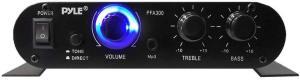 Power Home Hi-Fi Portable Dual Channel Surround Audio Receiver Pyle PFA300