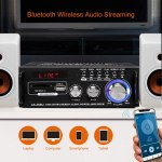Sunbuck Wireless Bluetooth Stereo Amplifier System