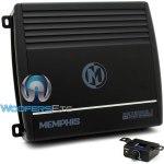 16-SRX500D.1 Memphis Monoblock Street Amplifier