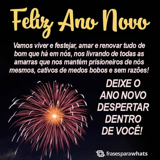 Imagens De Feliz Ano Novo 2019 Com Frases Mensagens E Reflexão