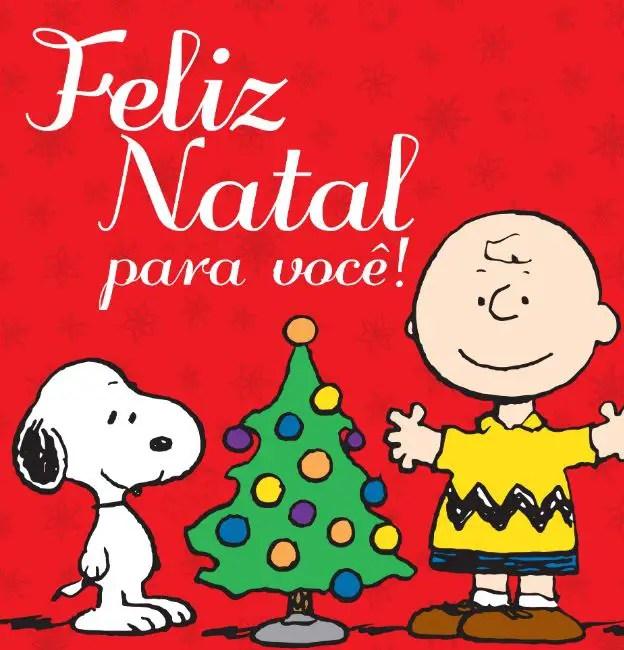Feliz natal para você
