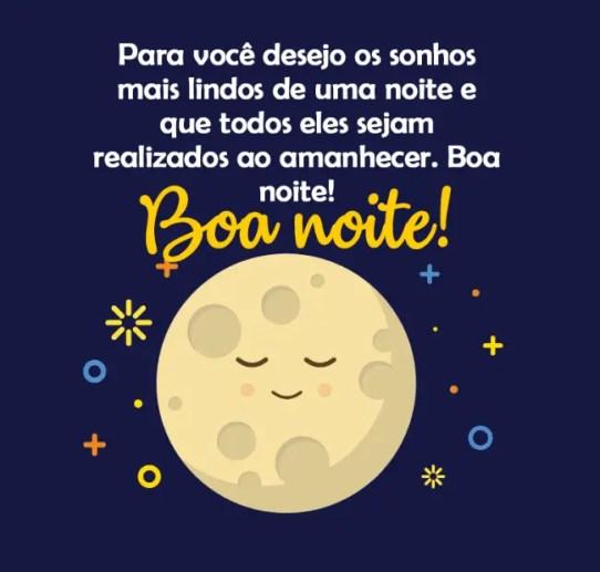 Para você bons sonhos
