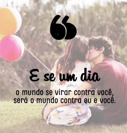 Eu você e o mundo
