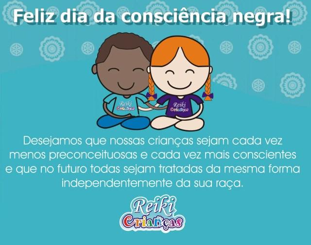 Feliz dia da consciência negra