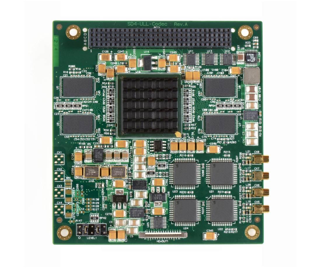 hight resolution of h264ull decoder
