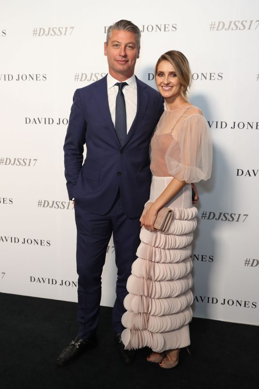 loose chair covers australia prevent cat scratching david jones 2017 spring summer collections launch #djss17