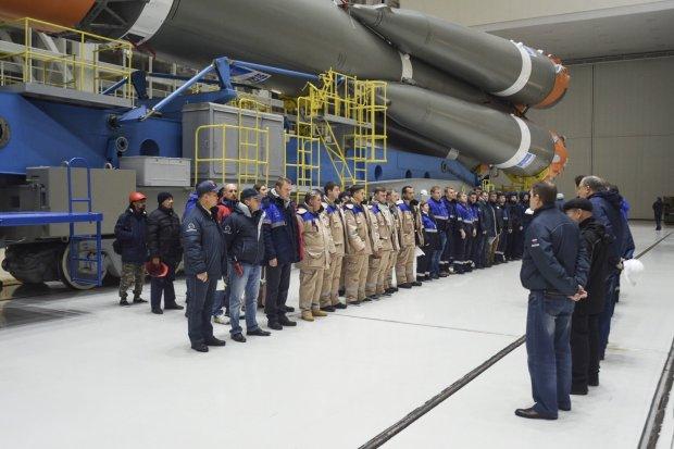 Пятый канал публикует уникальные кадры «сухого запуска» ракеты «Союз» с космодрома Восточный