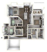 Apartments For Rent In Grand Rapids, MI - Aspen Lakes ...