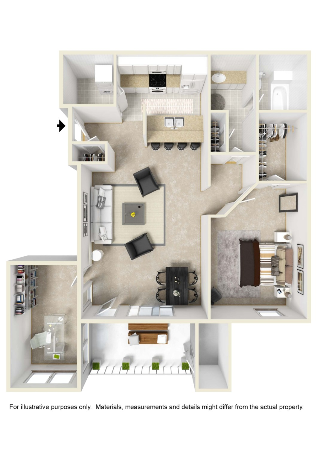Cheap One Bedroom Apartments In Grand Rapids Mi | www ...