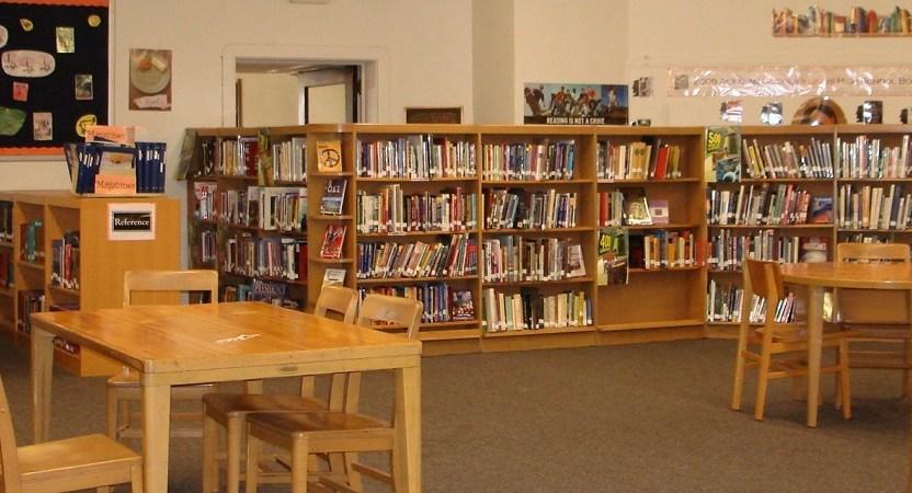 Al-Madina-Public-School Library