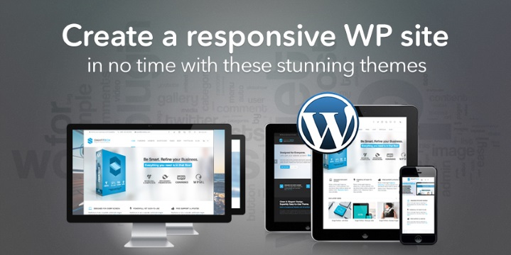 Get Your Responsive WordPress Website Ready in No Time
