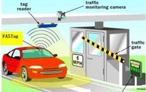 Use of RFID Tags Technology