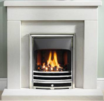 Contemporary Fireplaces Offered By Ampthill Fireplaces