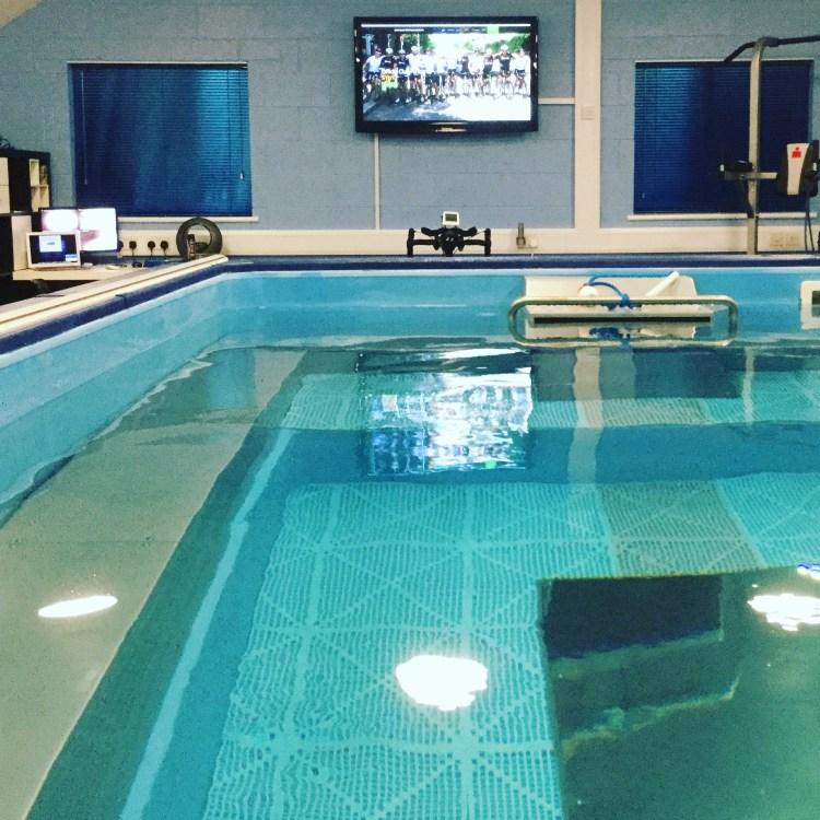 Swim Analysis Endless Pool