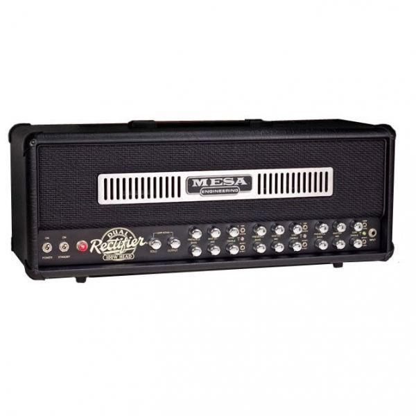Mesa Boogie Dual Rectifier Archives  ampvalvescouk
