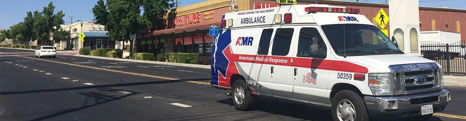 american medical response amr