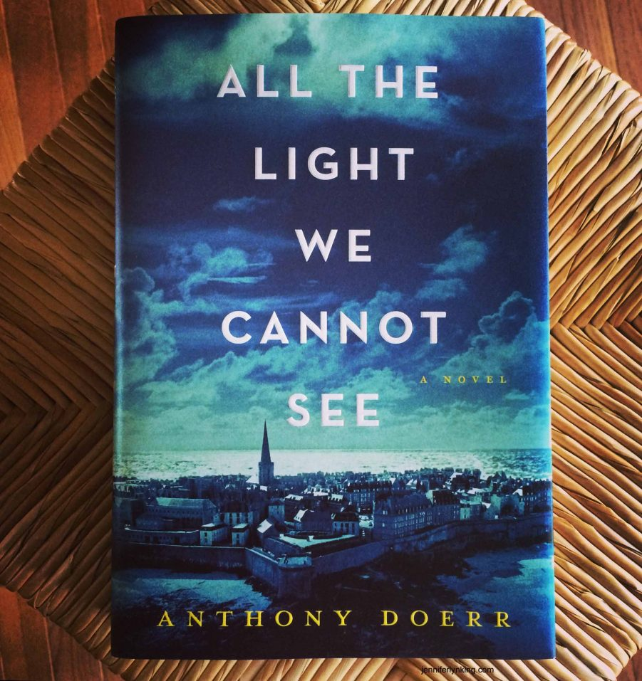 Book Review All The Light We Cannot See By Anthony Doerr