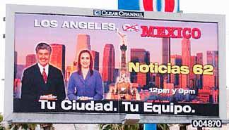 Mexican billboard