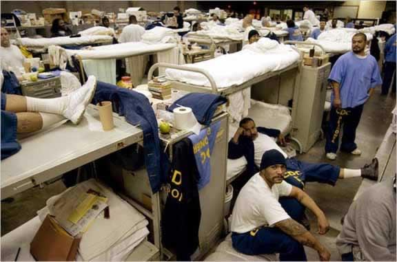 segregated prison