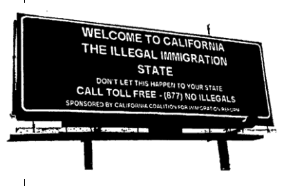 California Billboard