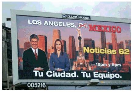 LA of Mexico
