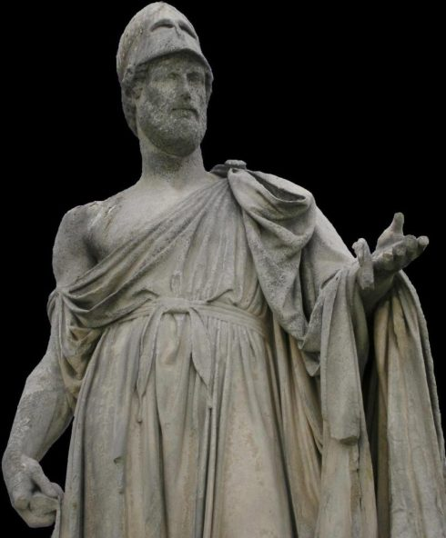 """Pericles spoke at length of the value of Athenian citizenship in his """"Funeral Oration."""""""