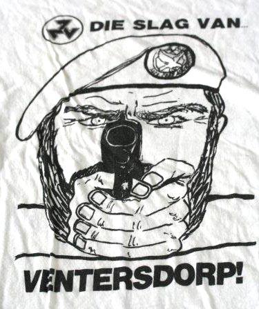 """The Battle of Ventersdorp!"""