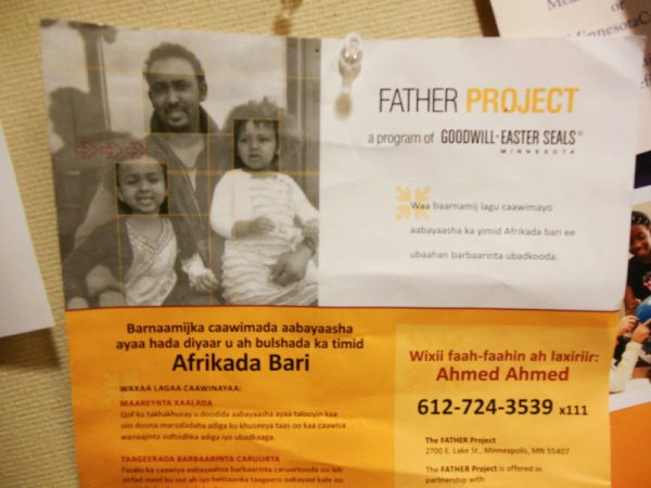 Father Project poster