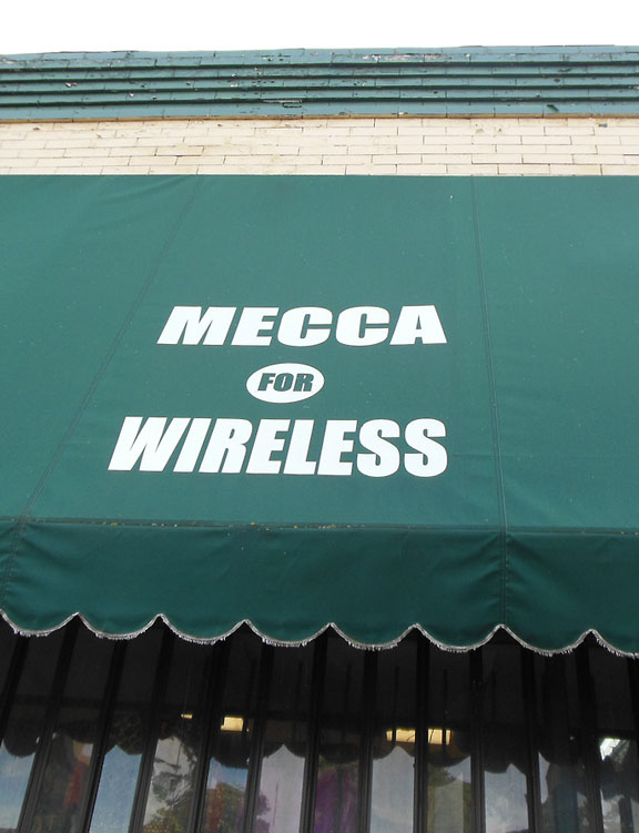 Mecca for Wireless