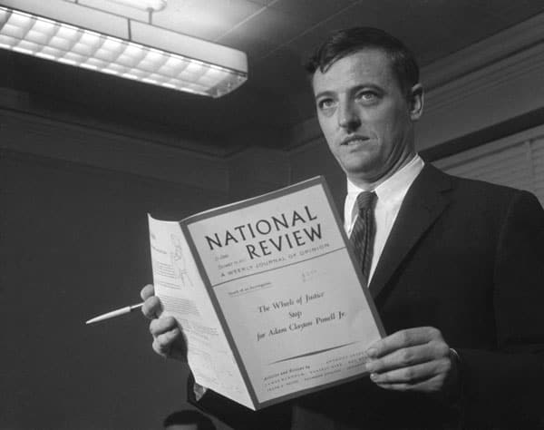 William F. Buckley, National Review