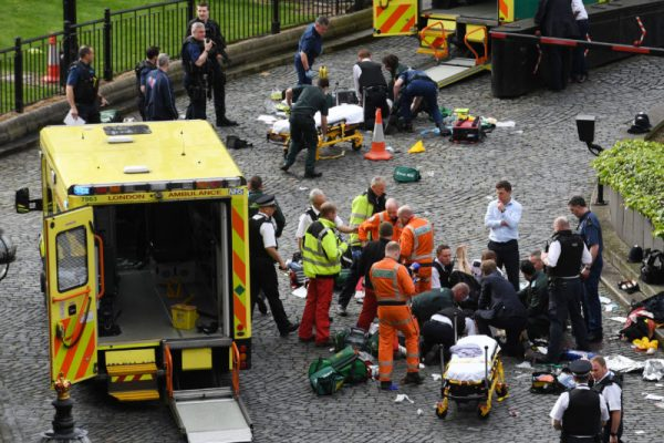 UK Parliament Terror Attack