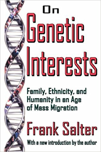 On Genetic Interests by Frank Salter