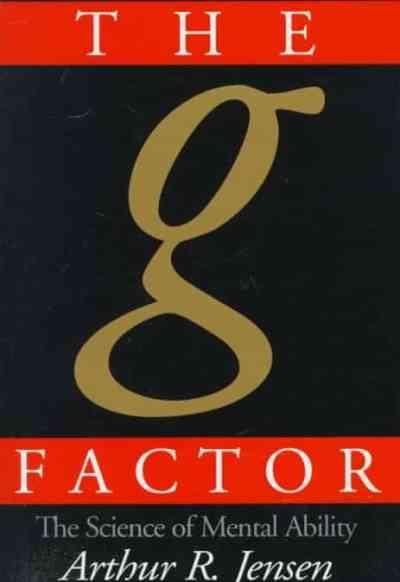 The g Factor by Arthur Jensen