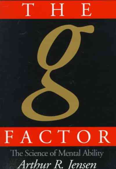 The g Factor by Arthur Jensen