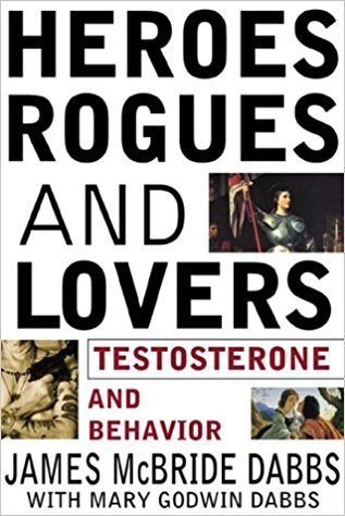 James Dabbs, Heroes, Rogues, and Lovers- Testosterone and Behavior